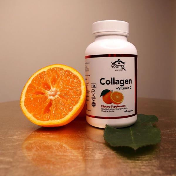COLLAGEN + VITAMIN C