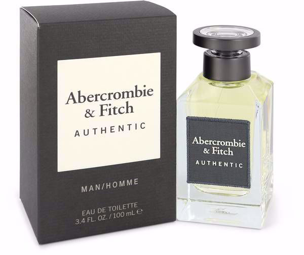 AUTHENTIC MAN BY ABERCROMBIE
