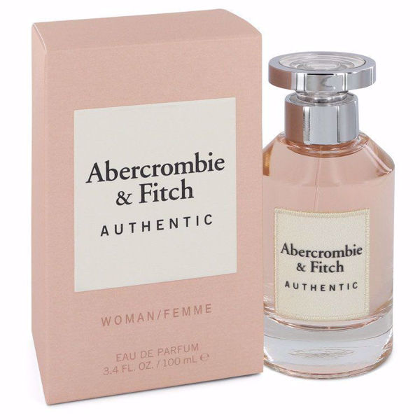AUTHENTIC WOMAN BY ABERCROMBIE