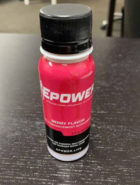 Picture of EPower Energy Drink for Men - Free